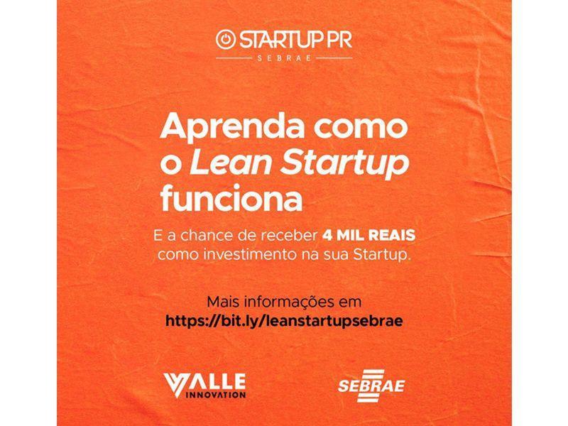 The Lean Startup promove interação com o Valle do Silício para ideias de negócios no Oeste do Paraná