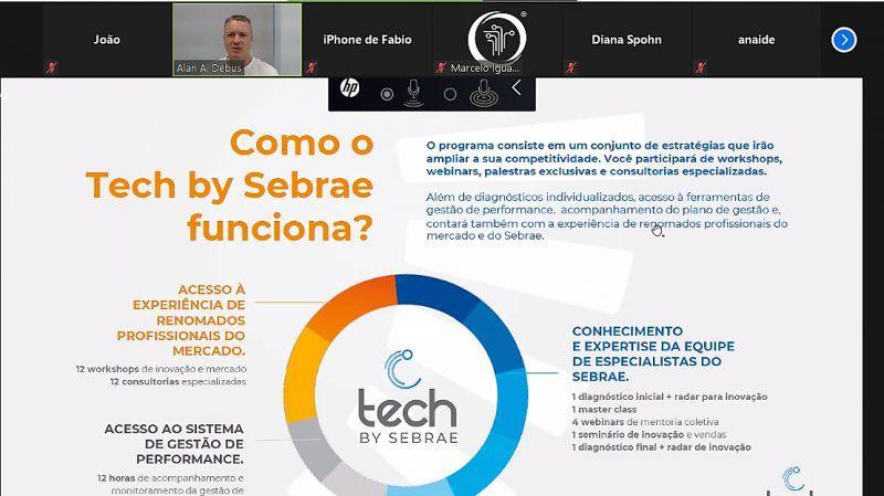 Programa oferta consultoria e interação como estímulo para empresas de tecnologia do Oeste do Paraná