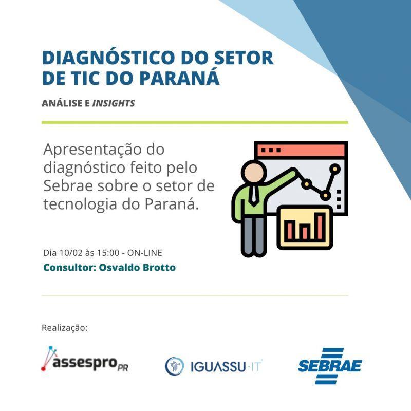 Iguassu-IT apresenta resultados de diagnóstico a associados do Oeste do Paraná