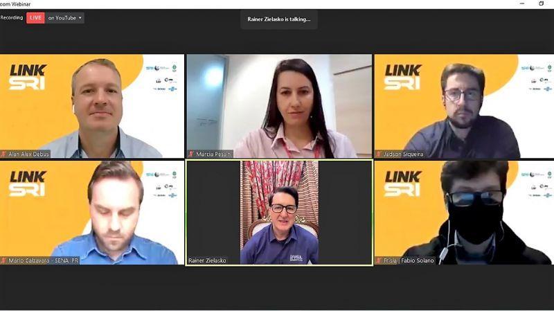 Sistema Regional de Inovação lança o Link SRI no Oeste do Paraná