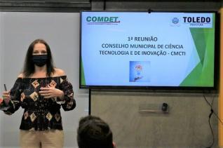 Eleita diretoria do Conselho Municipal de Ciência, Tecnologia e Inovação de Toledo